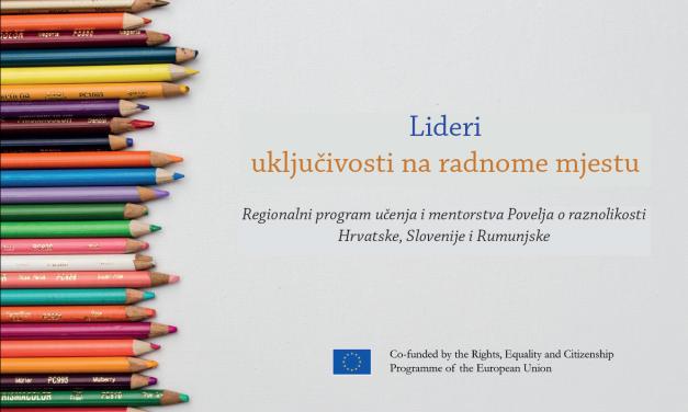 Povelje o raznolikosti Hrvatske, Slovenije i Rumunjske udružuju snage na razvoju metoda učenja i mentoriranja potpisnica