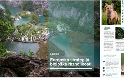 HR PSOR je objavio sažetak Europske strategije biološke raznolikosti