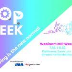 Počinje 1. DOP Week: Caring is the new normal