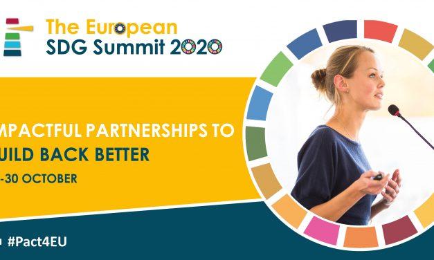 SDG SUMMIT 26.–29. listopada – HR PSOR suorganizator u okupljanju najutjecajnijih poslovnih lidera na osiguravanju bolje budućnosti