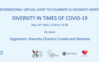 DIVERSITY IN TIMES OF COVID-19