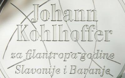 Otvoren Poziv na nominaciju tvrtke i/ili obrta za Nagradu Johann Kohlhoffer za filantropa 2020. godine