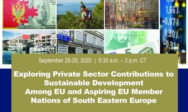 Pozivamo vas na sudjelovanje na Konferenciji o doprinosu privatnog sektora održivom razvoju