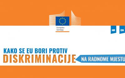 Najava radionice Kako se EU bori protiv diskriminacije na radnome mjestu