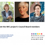 Meet the WIC project's Council Board members