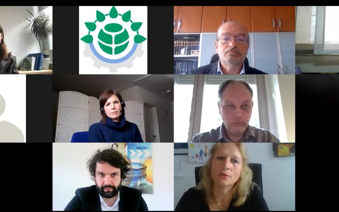 HR PSOR RAZGOVORI Europski zeleni plan – može li RH provesti EZP i kakve će  to posljedice imati na gospodarski i društveni razvoj
