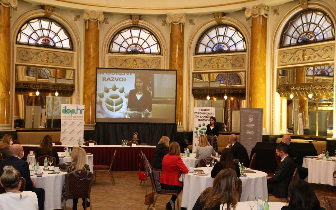 Na 12. konferenciji o društveno odgovornom poslovanju po 13. puta dodijeljene nagrade Indeks DOP-a